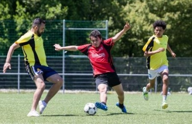 Tournoi inter-migrants UEFA 28 septembre 2017
